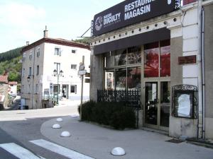 "Restaurant ""Maison Duculty"""
